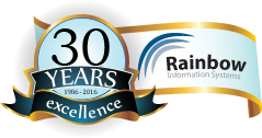 30 Years of Excellence - Rainbow Information Systems